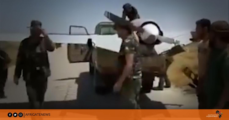 الجيش الليبي يسقط طائرتين تركيتين خلال 12 ساعة 20200418-145105jpg